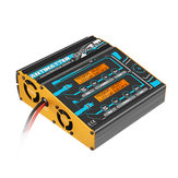 Charsoon Antimatric DC 2x300W 20A Lipo Bateria Balance Charger Discharger