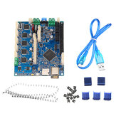 Duet 2 Wifi V1.04 Upgrades Controller Board Mainboard geklontes DuetWifi Advanced 32bit Motherboard für 3D-Drucker CNC-Maschine