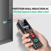 ANENG AN998 multimètre professionnel numérique automatique 6000 comptes électrique à distance automatique voltmètre ca / cc Temp Ohm Hz outil de détection