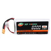 XF POWER 11.1V 6000mAh 60C 3S XT60 Plug Lipo Battery for RC Quadcopter Car Airplane