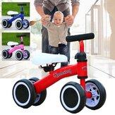 Children Baby Balance Bike Kid Racing Sliding Bike Metal Scooter Toddler Walker Ride on Toys for 2-6 Years Old Games