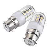 B22 LED बल्ब 12V 3W 27 SMD 5050 व्हाइट / वार्म व्हाइट कॉर्न लाइट