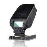 Mcoplus MCO-320S GN32 5600K TTL LCD Display Speedlite Flash Light for Sony Camera with Hot Shoe