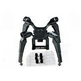 Support de caméra à cardan amélioré de train d'atterrissage à ressort pour MJX B2SE B2W RC Drone Quadricoptère