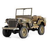 ROCHOBBY 1/6 2.4G 2CH 1941 MB SCALER RC Car Waterproof Vehicle Models Fully Proportional Control