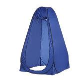 2-3 osoby Przenośny namiot kempingowy Pop-up Wędkarstwo Kąpiel Prysznic Toaleta Przebieralnia Pokój namiotowy z torbą do przechowywania na zewnątrz