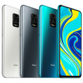 Xiaomi Redmi Note 9S Global Version 6,67 palce 48MP Quad Camera 4GB 64GB 5020mAh Snapdragon 720G Octa core 4G Chytrý telefon