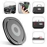 ba<x>seus Universal 360 ° Anneau Réglable Pliable Ring  Support sur Bureau pour iPhone Samsung Xiaomi