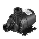 Silenzioso DC 12 / 24V 600L / H 800L / H Lift 5M Water Pump motore senza spazzola Water Circulation Water Pump