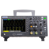 Oscilloscope numérique Hantek DSO2C10 2CH stockage numérique 1GS / s taux d'échantillonnage 100 MHz bande passante oscilloscope économique double canal
