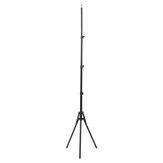 190cm Studio Fotografie Licht Flash Stand Handy Live Stativ Regenschirm Telefonhalter