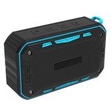 ポータブル屋外IP67防水ワイヤレスBluetoothスピーカーFMラジオAUXのTFカードの屋外スピーカー