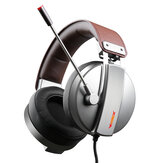 Xiberia S22 3.5mm Audio / USB con cable 7.1 Surrounded Setereo Gaming Headphone Headset Headset con Micrófono