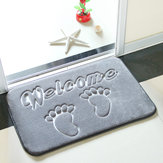 Bathroom Anti-slip Mat Absorbent Floor Mats Kitchen Door Mats