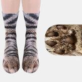 Animale adulto unisex stampato Calze Animale Calze