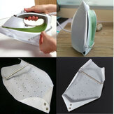 Heat-Resistant Iron Cover Mat Shoe Ironing Board For Protection Cloth