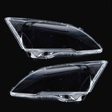 Clear Car Headlight Headlamp Lens Cover Left/Right for Honda CR-V 2007-2011