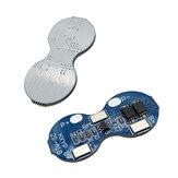 HXYP-2S-A18 2S Li-ion 18650 Литий Батарея Плата защиты зарядного устройства 7,4 В 4A Модуль BMS DC 9 В 12 В CC CV Защита от короткого замыкания