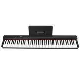 BORA BX8 88 teclas Smart Portable Digital Piano Teclado Standard Edição Profissional Piano Eletrônico
