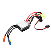 Racerstar waterproof partie brushless voiture 1/16 1/18 rc 25A Esc