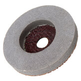 100mm PVA Grindstone Spongy Abrasive Wheel Glass Stone Polishing Disc