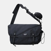 Men Large Capacity Shoulder Bag Crossbody Bag Tactical Bag