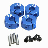 RC Aluminium 7.0 Wheel Hex 12mm Drive 4P HSP HPI Tamiya Auto