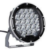 1 Pcs LED 9-32 V DC IP68 6000 K 105 W 6000LM Faróis Para Motocicleta Carro ATV JEEP