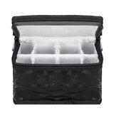Multi-function Explosion-proof Bag Fireproof Waterproof Lipo Battery Safety Bag Storage Bag 155*90*120mm