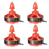 4X Racerstar Racing Edition 4108 BR4108 380KV 4-12S Brushless Motor For 500 550 600 RC Drone FPV Racing