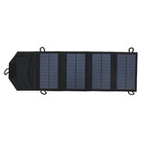 10W Polysilicon Portable Foldable Solar Panel  for Outdoor Working