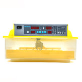 56 Automatic Egg Incubator Digital Hatching Poultry Chicken Temperature Control US/EU/UK Plug