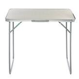 Przenośny składany stół Biurko na laptopa Stół do nauki Aluminiowy stół kempingowy z uchwytem do przenoszenia i składanym stołem na nogi