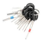 Zestaw narzędzi do demontażu końcówki Excellway® 11 szt. Okablowanie Złączka Pin Release Extractor