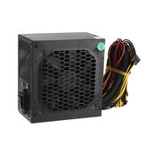 600W Power Supply 12cm Fan 8 Pin PCI SATA 12V Computer Power Supply