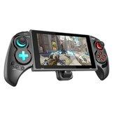 IPEGA PG-SW029 Telescópico Bluetooth Gamepad para Nintendo Switch PS3 Android PC Joystick Giroscópio Seis eixos Giroscópio Dual Motor Vibration Game Controller