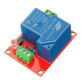 12V 30A 250V 1 kanałowy przekaźnik Wysokopoziomowy przekaźnikowy moduł przekaźnika Normalnie otwarty typ BESTEP dla Arduino - produkty współpracujące z oficjalnymi tablicami Arduino