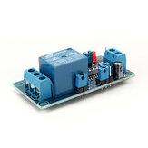 Modulo di relè di ritardo di accensione a 12 V Modulo di circuito di ritardo NE555 Chip Geekcreit per Arduino - prodotti compatibili con schede Arduino ufficiali