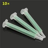 PP PMF06-16 Green Slip Type Adhesive Dispenser AB Gule Epoxy Mixing Nozzle