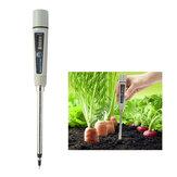 EC-316 Tuinieren Tester Bodemdetector EC Probe Bodemtest EC Meter voor Huishoudelijke Ingemaakte Bloempotten