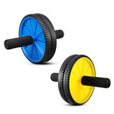 Body Fitness Dual Wheel Abdominale Training roller Home Gym Arm Taille Exerciser Gym Oefening Tools
