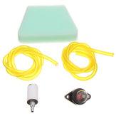 5pcs Kit filtro aria filtro carburante per Poulan Artigiano motosega parti