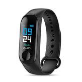 Bakeey M3 Водонепроницаемы Сердце Скорость кровяного давления Монитор камера Управление USB зарядка Smart Watch