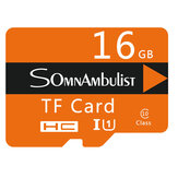SOMNAMbulisT Mini 16GB 32GB 64GB 128GB Memory TF SD Card Flash Card Smart Card for Mobile Phone Laptop