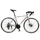 MATURE MZ-C30 26,8 Pollici 21/27-Speed City Road BMX Bici a doppio disco Freni leggeri Mountain Bike Bicicleta Bicicletta