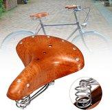 BIKIGHTVeraPelleSellabicida bicicletta Sella confortevole Sella bici