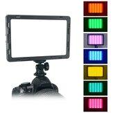 Mcoplus AIR-1000C CRI 95 RGB 320K-5500K ściemnialna lampa wideo LED lampa wypełniająca do kamery DSLR kamera DV
