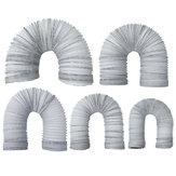 7M Abluftschlauch Tube für tragbare Klimaanlage Rohr Outlet Durchmesser 160-250 mm