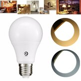 Digoo Lark Series E27 E26 High PF أعلى جودة 3W LED Globe Bulb Home Lighting AC85-265V