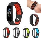Orologio Bakeey Anti-lost Silicone Banda per Xiaomi mi band 5 Smart Watch